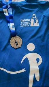 Chester M_2015_Medal