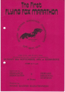 Original Flying Fox Marathon