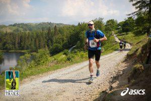 Andrew halfway to a tough marathon